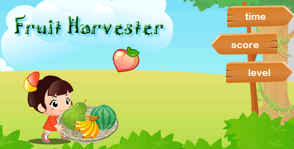 Fruit harvester - click for preview